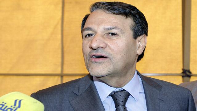 Ali-Dabbagh-le-représentant-du-gouvernement-irakien-lors-dune-conférence-de-presse