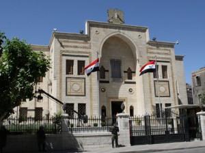 SYRIA-POLITICS-PARLIAMENT