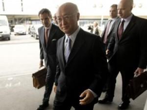 Le Président de l'AIEA