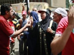 Les partisans du candidat Hamidine classé troisième