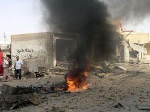 Attentats en Irak
