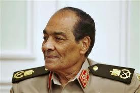 Maréchal Tantaoui, Président du Conseil Militaire Supérieur