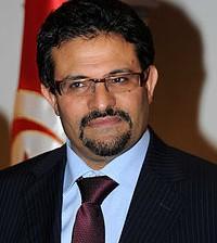 Rafik_Abdessalem Ministre A. E. Tunisie