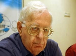 shlomo-Avineri de l'université de Tel-Aviv