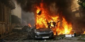 Attentat à Beyrout