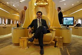 Le prince El Walid Ibnou Tala Al Saoud assis sur une richesse colossale évaluée par centaines de milliards de dollars
