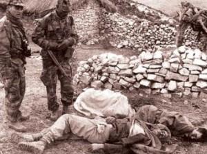 Crimes des soldats français en Algérie