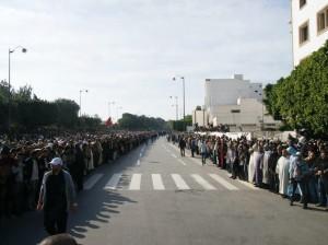Funérailles de Yassine