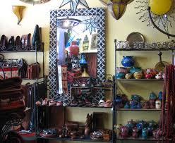 Articles de l'artisanat marocain