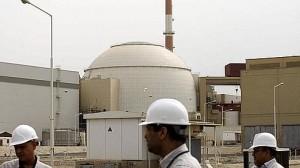 Centralenucléaire iranienne d'Aboucheh