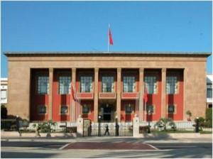 Classe politique 1 Parlement-Maroc
