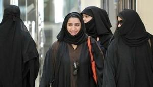 Femmes Saoudiennes à Djedda