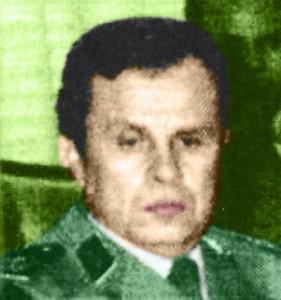 Géneral de corps d'armée Mohamed-Mediene