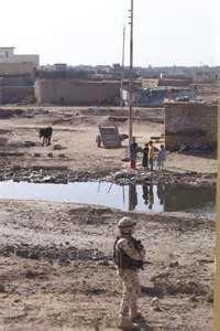 L'Irak envahi par les troupes yankées