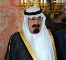 Le Roi Abdellah Al Saoud