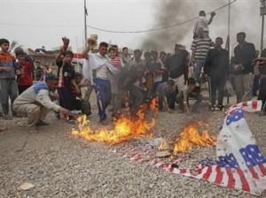 Iraq Demonstration