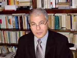 Mezri Haddad, journaliste, écrivain, philosophe et diplomate tunisien.