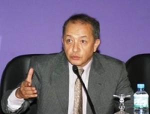 Feu le Pr. Driss Ben Ali