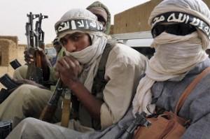 Jihadistes près de la frontière tunisienne
