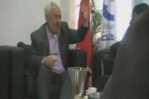 Shekh Ghanouchi, leader de Anahda