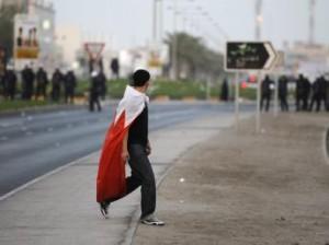 """Le peuple ne s""""est guère essoufflé jusqu'à maintenant, alors qu'il sort au quotidien pour manifester contre le régime du potentat"""
