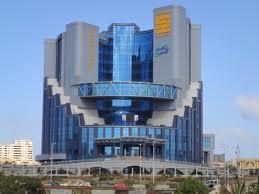 Siège de la Sonatrach à Oran