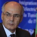 Youcef  Yousfi Ministre algérien de lEnergie et des Mines.
