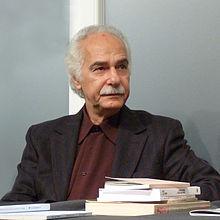 Le poète et écrivain marocain Abdellatif Laâbi