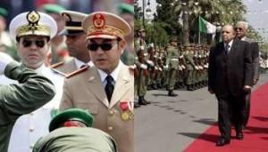 Compétityion de deux armées Marocaine et Algérienne