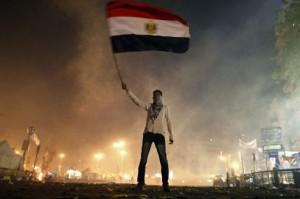 Deuxième anniversaire de la révolution égyptienne