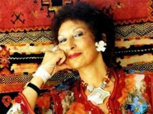 Fatima Mernissi, sociologue et écrivaine Marocaine