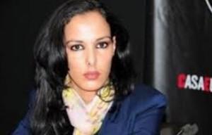 Khadijatou Mahmoud Mohamed, l'interprete ayant été violé par ce monstrieux responsable au sein l'un du polisaio