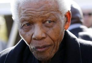 L'ex Président Sud - Africain Mendella