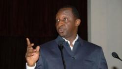 Tiéman Coulibaly, Ministre des affaires Etrangères malien