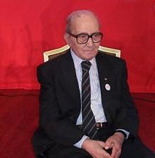 Mohamed Talbi en 2012