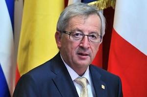 Le Premier ministre Jean-Claude Juncker a souligné le « caractère fondamentalement international » du secteur financier luxembourgeois au sein de la zone euro. Photo AFP