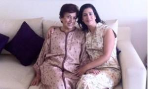 Les deux victimes  du terrible accident causé par Manjra, la maman et la sœur de Mr Bennani