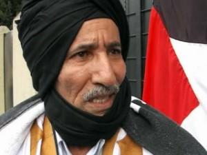Brahim Gali, l'un des deux victime du POLISARIO