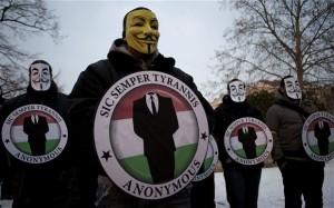 Anonymous emblème