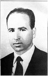 Krim belkacem, un autre grand de la révolution algérienne, mais celui qui fut responsable de la liquidation d'Abane Ramdane