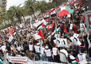 Manifestation à Tunis à l'occasion de la journée de la terre2