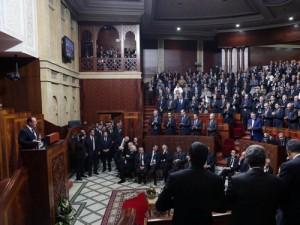 Maroc-France visite de Hollande3