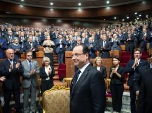 Maroc-France visite de Hollande4