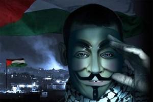 Générique du site Anonymous