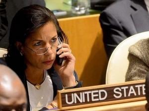 Représentante us aux Nations-Unies1