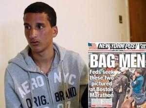 Le jeune marocain Salah Eddine  suspecté au départ par certains milieux d'être impliqué dans cette affaire, mais ayant été innocenté par la police de son quartier