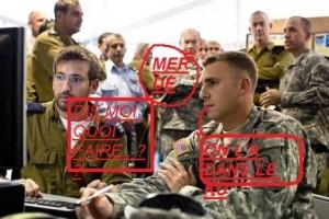Techniciens sionistes essaient d'entreprendre une contre attaque contre Anonymous