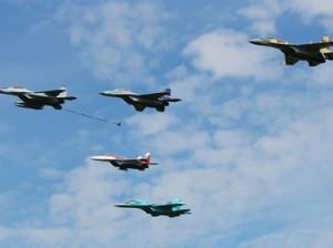 Aviation russe à Chypre