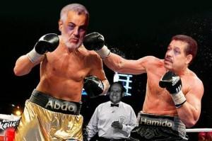Benkirane et Chabat sur le ring