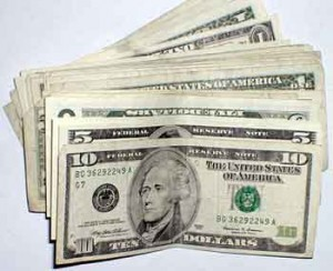 Dollars billets
